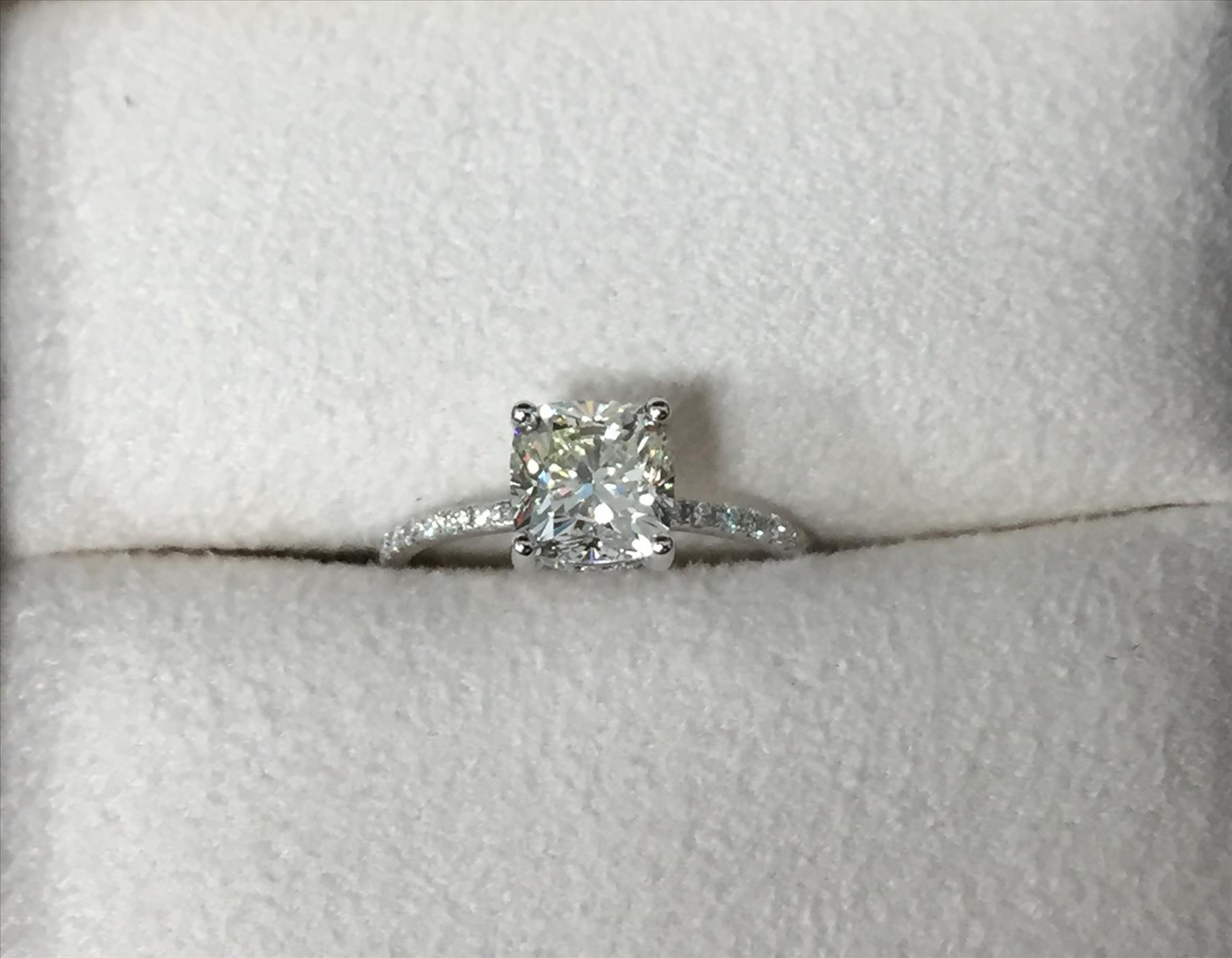 Custom Engagement Rings Toronto